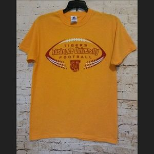 Tuskegee Football T-shirt Size S